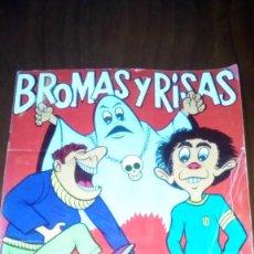 Coleccionismo Álbumes: ALBUM BROMAS Y RISAS DE LISEL LA. Lote 69266665