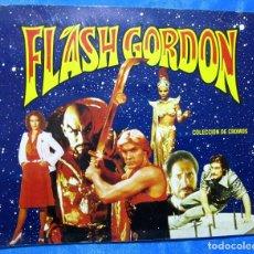 Coleccionismo Álbumes: ÁLBUM INCOMPLETO. FLASH GORDON. EXCLUSIVAS GRÁFICAS CATALANAS, 1980.. Lote 69913357