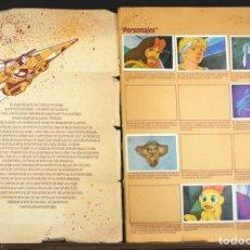 Coleccionismo Álbumes: 8263 - ÁLBUM DE 244 CROMOS. ULISES 31. INCOMPLETO(VER DESCRIP). EDICIONES ESTE. 1981.. Lote 152424837