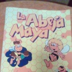 Coleccionismo Álbumes: ALBUM DE CROMOS LA ABEJA MAYA, INCOMPLETO AÑO 2004.. Lote 71621334