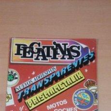 Coleccionismo Álbumes: ALBUM PEGATINAS 1982 - DIFUSORA DE CULTURA - 153 CROMOS DE 239 VER FOTOS -LEER. Lote 71710499