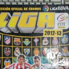 Coleccionismo Álbumes: ÁLBUM CROMOS LIGA 2012/13 COLECCIÓN ESTE. Lote 72863131
