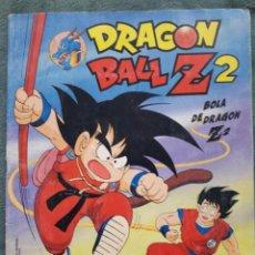 Coleccionismo Álbumes: DRAGON BALL Z 2 / BOLA DE DRAC Z 2/ BRAGONBALL / CON 48 CROMOS. Lote 73539271