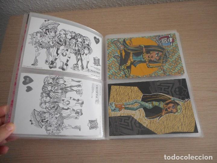 Coleccionismo Álbumes: ALBUM PHOTOCARDS MONSTER HIGH PANINI 2011 INCOMPLETO CON 36 PHOTOCARDS - Foto 2 - 73925291