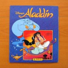 Coleccionismo Álbumes: ÁLBUM ALADDÍN - EDITORIAL PANINI - FALTAN 18 CROMOS . Lote 76421083