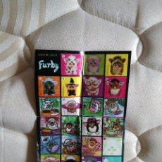 Coleccionismo Álbumes: ÁLBUM DE CROMOS DE CHICLES FURBY (AÑO 2000) CASI COMPLETO. Lote 76647387