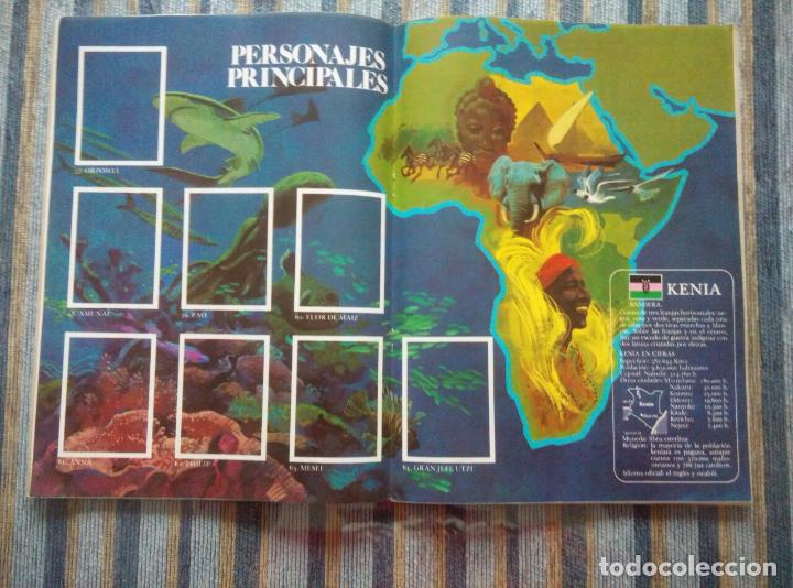 Coleccionismo Álbumes: ALBUM DE CROMOS ORZOWEI (VACIO) - (BIMBO 1978) - Foto 3 - 77510117