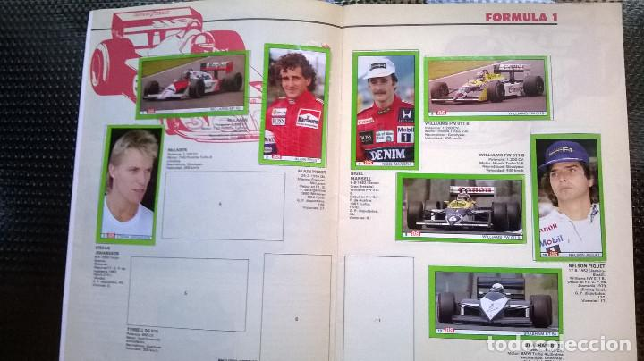 Coleccionismo Álbumes: ALBUM COCHES Y PILOTOS - MOTOS Y PILOTOS DE AS 1987 ( A-02) - Foto 3 - 79138509