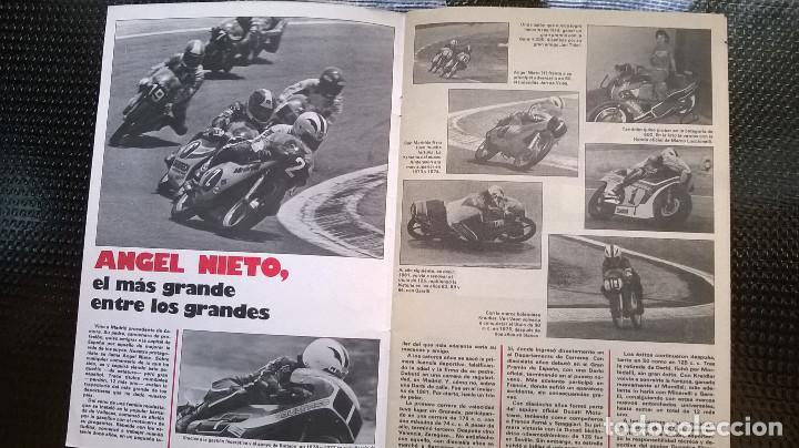 Coleccionismo Álbumes: ALBUM COCHES Y PILOTOS - MOTOS Y PILOTOS DE AS 1987 ( A-02) - Foto 6 - 79138509