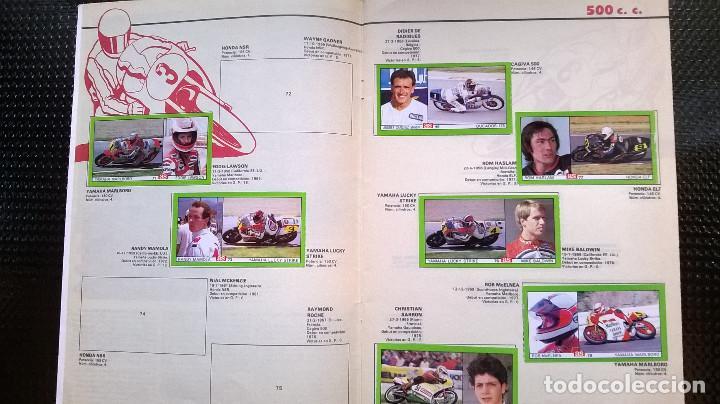 Coleccionismo Álbumes: ALBUM COCHES Y PILOTOS - MOTOS Y PILOTOS DE AS 1987 ( A-02) - Foto 7 - 79138509
