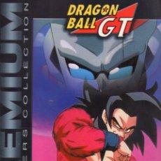Coleccionismo Álbumes: DRAGON BALL GT PREMIUM *** ALBÚN DE CROMOS INCOMPLETO PANINI 1996. Lote 79880797