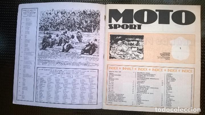 Coleccionismo Álbumes: ALBUM MOTO SPORT - CROMO ROM 1980 (A-02) - Foto 2 - 79895689