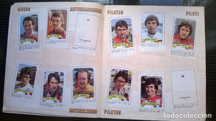 Coleccionismo Álbumes: ALBUM MOTO SPORT - CROMO ROM 1980 (A-02) - Foto 3 - 79895689