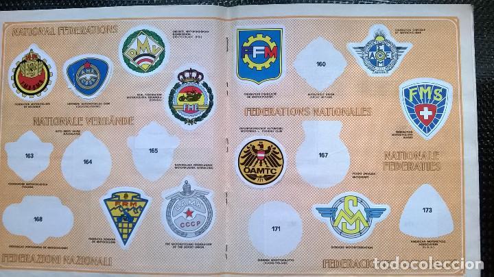 Coleccionismo Álbumes: ALBUM MOTO SPORT - CROMO ROM 1980 (A-02) - Foto 4 - 79895689