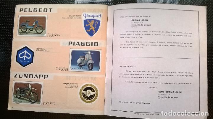Coleccionismo Álbumes: ALBUM MOTO SPORT - CROMO ROM 1980 (A-02) - Foto 5 - 79895689