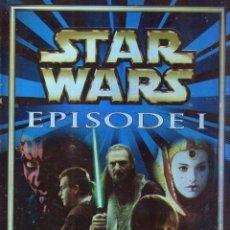 Coleccionismo Álbumes: STAR WARS EPISODE I *** MERLIN COLLECTIONS *** AÑO 1999. Lote 79936905