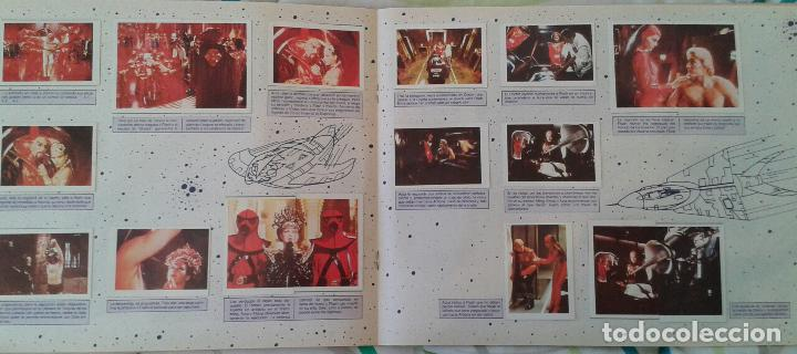 Coleccionismo Álbumes: ALBUM DE CROMOS FLASH GORDON // COMPLETO // TOTALMENTE NUEVO E IMPECABLE - Foto 3 - 82491256