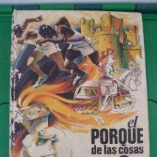 Coleccionismo Álbumes: ALBUM EL PORQUE DE LAS COSAS Nº 2 - BIMBO. Lote 83368012