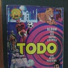 Coleccionismo Álbumes: TODO BRUGUERA POCAS FALTAS FOTOS DE TODAS LAS PAGINAS. Lote 83583716