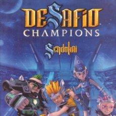 Coleccionismo Álbumes: DESAFIO CHAMPIONS SENDOKAI -- FALTA UN CROMO -- EL 183. Lote 83805068