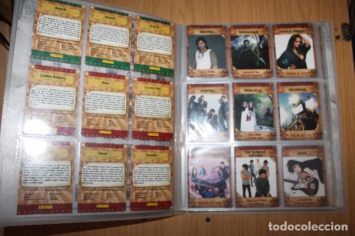 Coleccionismo Álbumes: MUSICARDS - ÁLBUM INCOMPLETO - PANINI - Foto 3 - 47100465