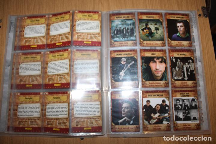 Coleccionismo Álbumes: MUSICARDS - ÁLBUM INCOMPLETO - PANINI - Foto 17 - 47100465