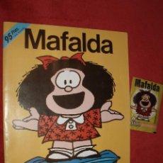 Coleccionismo Álbumes: ALBUM MAFALDA,ASTON. Lote 120790596