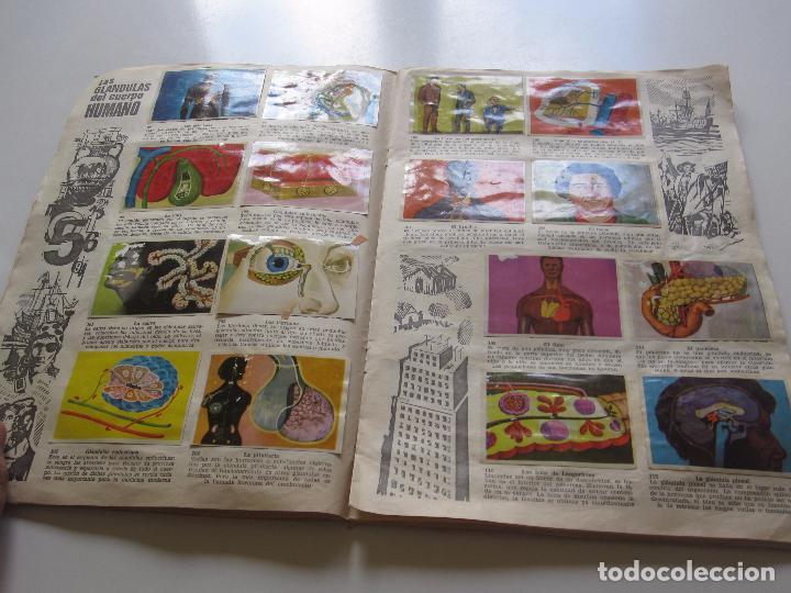 Coleccionismo Álbumes: ALBUM CROMOS - ENCICLOPEDIA CULTURA - III SERIE CASI COMPLETO FALTAN 4 CROMOS CHOCOLATES GLUKI - Foto 2 - 85330004
