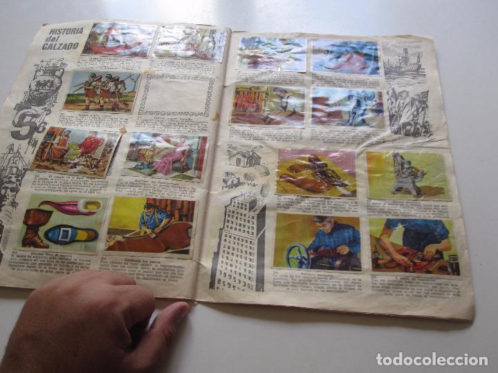 Coleccionismo Álbumes: ALBUM CROMOS - ENCICLOPEDIA CULTURA - III SERIE CASI COMPLETO FALTAN 4 CROMOS CHOCOLATES GLUKI - Foto 3 - 85330004