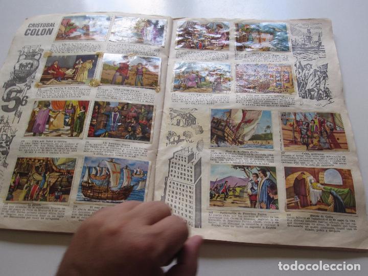 Coleccionismo Álbumes: ALBUM CROMOS - ENCICLOPEDIA CULTURA - III SERIE CASI COMPLETO FALTAN 4 CROMOS CHOCOLATES GLUKI - Foto 4 - 85330004