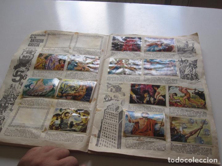 Coleccionismo Álbumes: ALBUM CROMOS - ENCICLOPEDIA CULTURA - III SERIE CASI COMPLETO FALTAN 4 CROMOS CHOCOLATES GLUKI - Foto 7 - 85330004