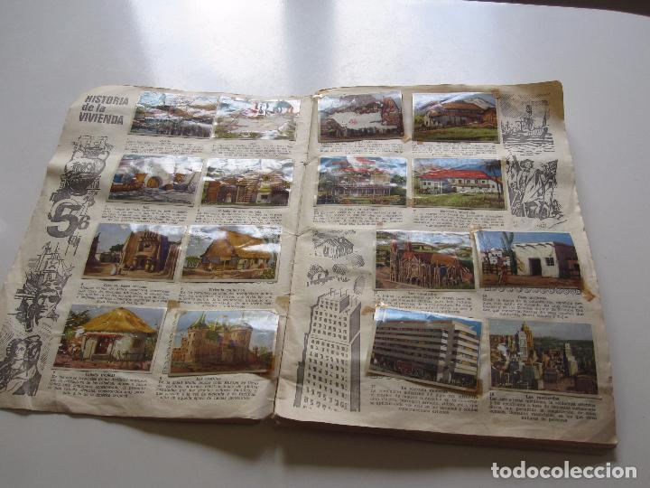 Coleccionismo Álbumes: ALBUM CROMOS - ENCICLOPEDIA CULTURA - III SERIE CASI COMPLETO FALTAN 4 CROMOS CHOCOLATES GLUKI - Foto 8 - 85330004