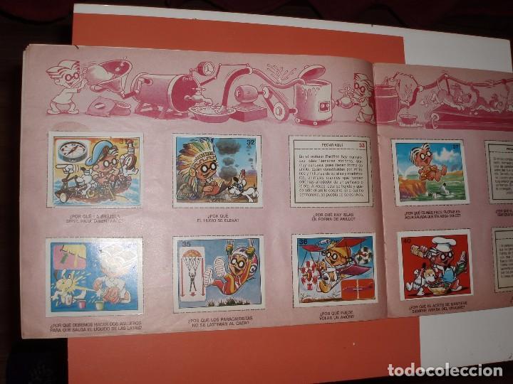 Coleccionismo Álbumes: ALBUM LOS PORQUES DE CALCULIN,PETETE - Foto 2 - 85894392