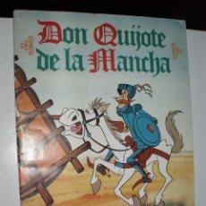 Coleccionismo Álbumes: ALBUM DON QUIJOTE DE LA MANCHA DANONE . Lote 86453912