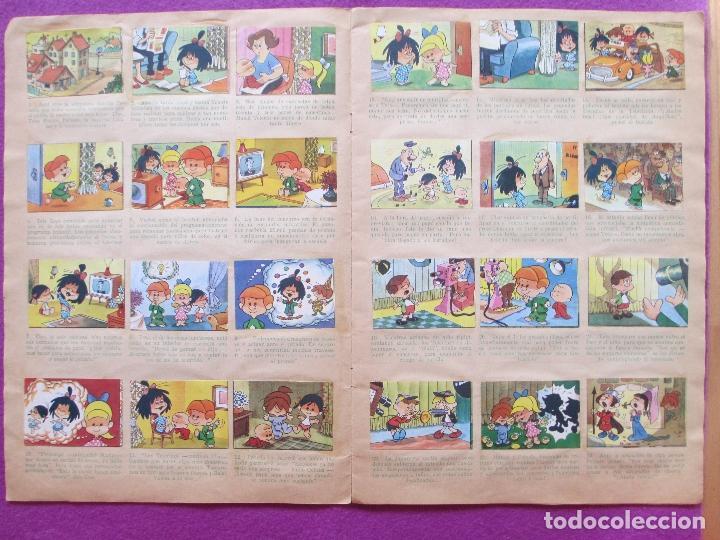 Coleccionismo Álbumes: ALBUM CROMOS VAMOS A LA CAMA, LA FAMILIA TELERIN, TIENE 171 CROMOS - Foto 3 - 86734728