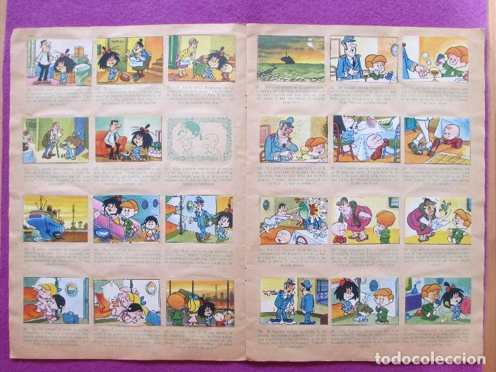 Coleccionismo Álbumes: ALBUM CROMOS VAMOS A LA CAMA, LA FAMILIA TELERIN, TIENE 171 CROMOS - Foto 5 - 86734728