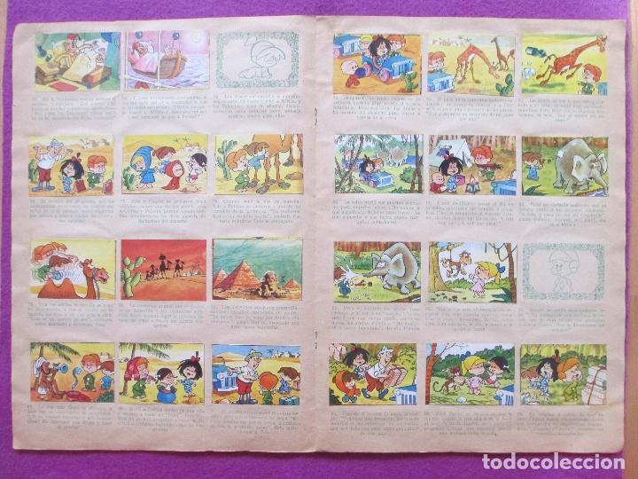 Coleccionismo Álbumes: ALBUM CROMOS VAMOS A LA CAMA, LA FAMILIA TELERIN, TIENE 171 CROMOS - Foto 6 - 86734728