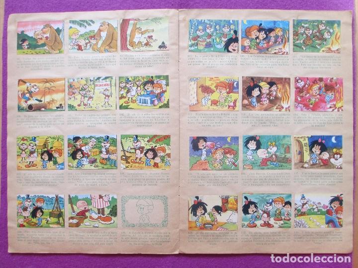 Coleccionismo Álbumes: ALBUM CROMOS VAMOS A LA CAMA, LA FAMILIA TELERIN, TIENE 171 CROMOS - Foto 7 - 86734728