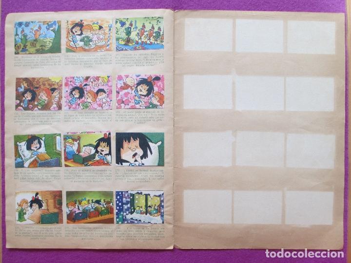 Coleccionismo Álbumes: ALBUM CROMOS VAMOS A LA CAMA, LA FAMILIA TELERIN, TIENE 171 CROMOS - Foto 10 - 86734728