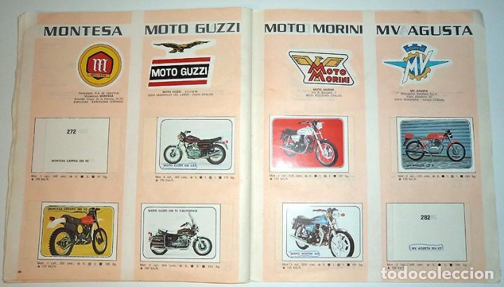 Coleccionismo Álbumes: album 1980 Moto Sport Panini Con 305 cromos Escudos pilotos motos marcas circuitos. Faltan pocos - Foto 22 - 86856356
