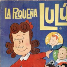 Coleccionismo Álbumes: LA PEQUEÑA LULÚ.ÁLBUM DE 200 CROMOS A FALTA DE 37.EDICIONES ESTE 1984.. Lote 86953216