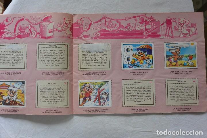 Coleccionismo Álbumes: ALBUM CROMOS INCOMPLETO CALCULIN - Foto 2 - 87094964