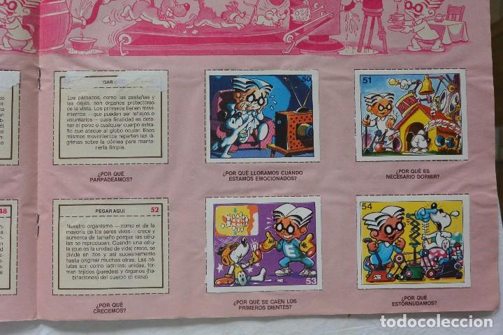Coleccionismo Álbumes: ALBUM CROMOS INCOMPLETO CALCULIN - Foto 3 - 87094964