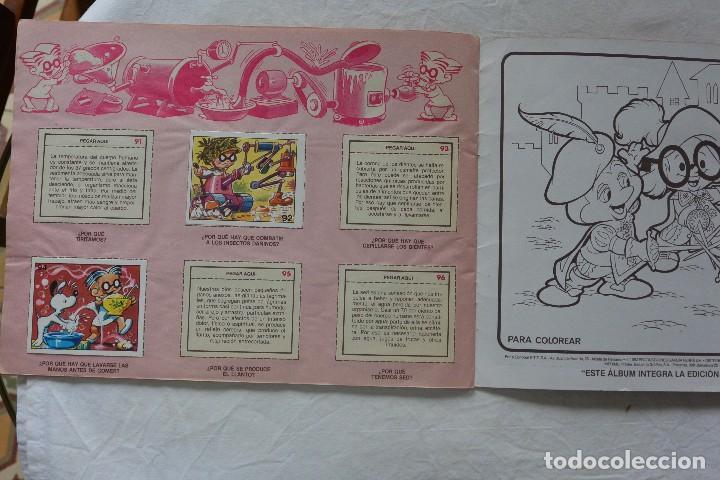 Coleccionismo Álbumes: ALBUM CROMOS INCOMPLETO CALCULIN - Foto 4 - 87094964