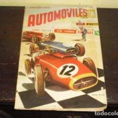 Coleccionismo Álbumes: ALBUM PARA CROMOS - AUTOMOVILES - EDIT. FHER - 1958 -. Lote 87352304