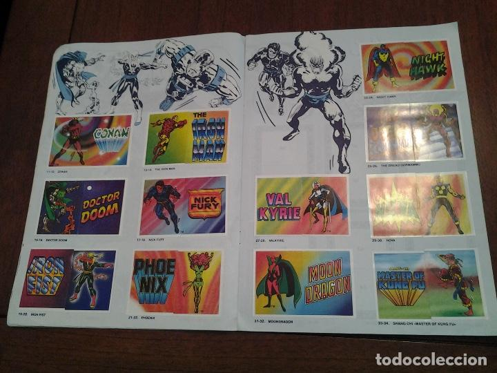 Coleccionismo Álbumes: SUPER FESTIVAL DEL DIBUJO ANIMADO - EDICIONES ESTE - ALBUM DE CROMOS - FALTAN EL 64 Y 99 - Foto 3 - 87743456