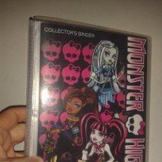 Coleccionismo Álbumes: MONSTER HIGH PANINI 2011 - ÁLBUM INCOMPLETO, 94 PHOTOCARDS DE UN TOTAL DE 108. Lote 52321130