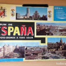 Coleccionismo Álbumes: ALBUM DE ESPAÑA EN FOTO-CROMOS 1967 (INCOMPLETO). Lote 93037090