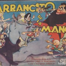 Coleccionismo Álbumes: ALBUM INCOMPLETO GARBANCITO DE LA MANCHA FALTA Nº 39 EDITORIAL RUIZ ROMERO . Lote 93999070