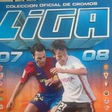 Coleccionismo Álbumes: LIGA 07 08. Lote 94127845